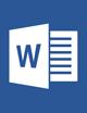 Microsoft Word 2013 Project Ideas